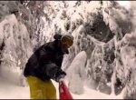 March 2014 Freeride in Borovets
